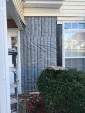 Repairing termite damage